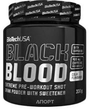 Фото BioTech Black Blood 330 g (30 servings)