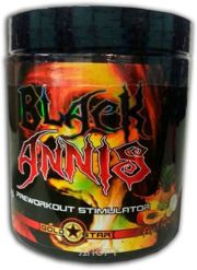 Фото GoldStar Black Annis 150 g (25 servings)