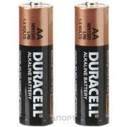 Фото Duracell AA bat Alkaline 2шт Basic 81417078