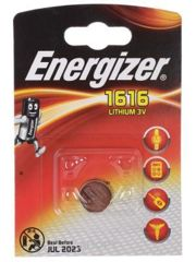 Фото Energizer CR-1616 bat(3B) Lithium 1шт
