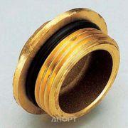 Фото Tiemme Заглушка латунная 1 1/4 РН c уплотнительным кольцом (1950007)