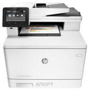 Фото HP Color LaserJet Pro MFP M477fnw