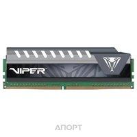 Фото Patriot 4GB DDR4 2400MHz Viper Elite Gray (PVE44G240C6GY)