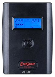 Фото Exegate Power Smart ULB-600 LCD