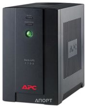 Фото APC Back-UPS 1100VA with AVR, Schuko Outlets for Russia, 230V