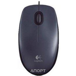 Logitech M100 Optical Mouse