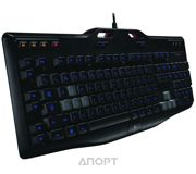 Фото Logitech G105 Gaming Keyboard