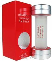 Фото Davidoff Champion Energy EDT