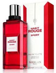 Фото Guerlain Habit Rouge Sport EDT
