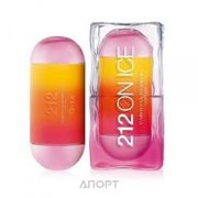 Фото Carolina Herrera 212 on Ice EDT