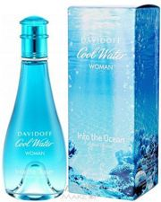 Фото Davidoff Cool Water Woman Into The Ocean EDT