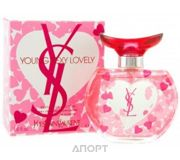 Фото Yves Saint Laurent Young Sexy Lovely Limited Collector Edition EDT