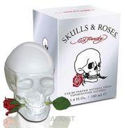 Фото Christian Audigier Ed Hardy Skulls & Roses For Her EDP