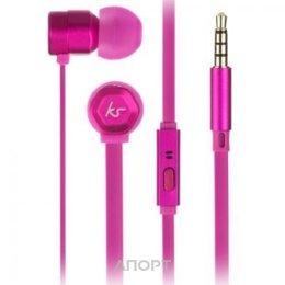 KitSound Hive In-Ear Headphones Pink (KSHIVBPI)