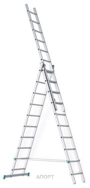 Фото Sarayli Лестница трехсекционная 1312
