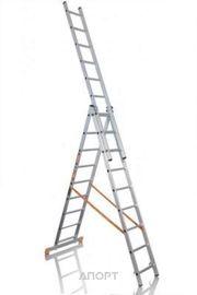 Фото Sarayli Лестница трехсекционная 1315