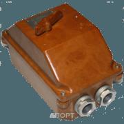 Фото КЭАЗ АК50Б-3МОМ2, 50Гц, 31,5А, 6Iн, IP54 (с сальниками)