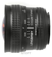Фото Lensbaby Circular with Fisheye Sony E