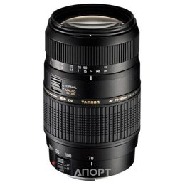 Tamron AF 70-300mm F/4-5.6 Di LD MACRO 1:2 Nikon F