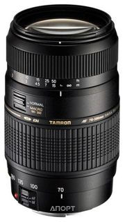 Фото Tamron AF 70-300mm F/4-5.6 Di LD MACRO 1:2 Nikon F