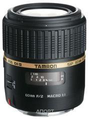 Фото Tamron SP AF 60mm f/2.0 Di II LD Macro Canon EF-S