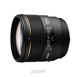 Sigma 85mm f/1.4 EX DG HSM Canon EF