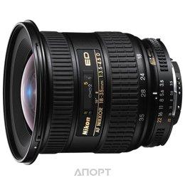 Nikon 18-35mm f/3.5-4.5D ED-IF AF Zoom-Nikkor