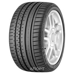 Continental ContiSportContact 2 (205/45R16 83V)