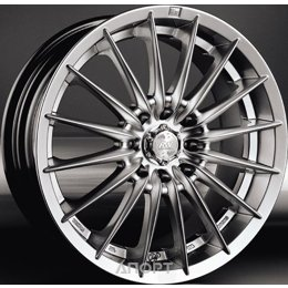 Racing Wheels H-155 (R15 W6.5 PCD4x98 ET35 DIA58.6)