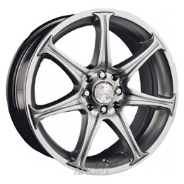 Racing Wheels H-134 (R14 W6.0 PCD4x114.3 ET35 DIA67.1)