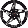 NZ Wheels SH-661 (R18 W8.0 PCD5x105 ET42 DIA56.6)
