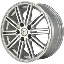 NZ Wheels SH-662 (R16 W6.5 PCD5x112 ET33 DIA57.1)