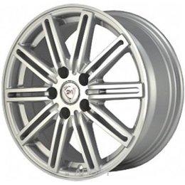 NZ Wheels SH-662 (R16 W7.0 PCD4x108 ET25 DIA65.1)