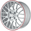 NZ Wheels SH-668 (R17 W7.0 PCD5x100 ET48 DIA56.1)