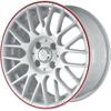 NZ Wheels SH-668 (R17 W7.0 PCD5x112 ET43 DIA66.6)