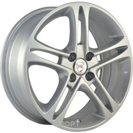 NZ Wheels SH-669 (R16 W6.5 PCD4x108 ET26 DIA65.1)