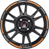 NZ Wheels SH-670 (R17 W7.0 PCD5x108 ET55 DIA63.3)