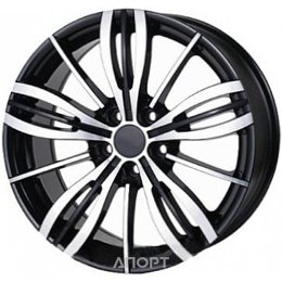 NZ Wheels SH-675 (R15 W6.0 PCD5x105 ET39 DIA56.6)