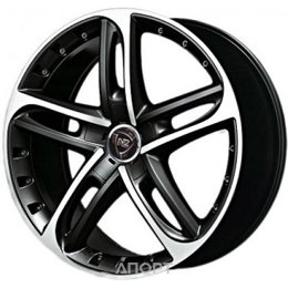 NZ Wheels SH-676 (R16 W6.5 PCD5x112 ET42 DIA57.1)