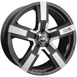 OZ Racing Versilia (R20 W9.5 PCD5x120 ET52 DIA65.1)