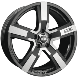 OZ Racing Versilia (R20 W9.5 PCD5x120 ET52 DIA79)