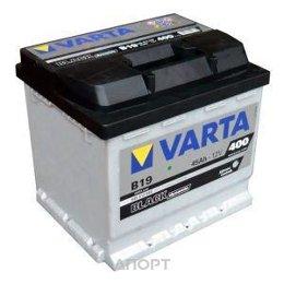 Varta 6СТ-45 BLACK dynamic (B19)