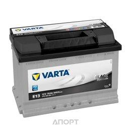 Varta 6СТ-70 BLACK dynamic (E13)