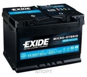 Фото Exide EK800