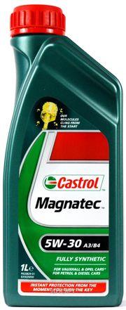 Фото CASTROL Magnatec A3/B4 5W-30 1л