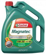 Фото CASTROL Magnatec A3/B4 5W-30 4л