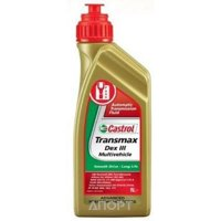Фото CASTROL Transmax Dex III Multivehicle 1л