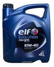 Фото ELF Evolution 700 STI 10W-40 4л