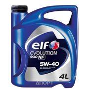 Фото ELF Evolution 900 NF 5W-40 4л