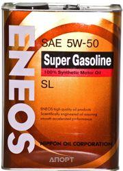 Фото ENEOS Super Gasoline 5W-50 4л